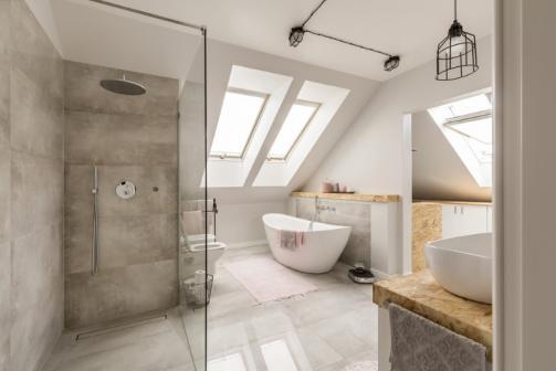 carrelage douche italienne à Le Cateau-Cambrésis